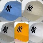 New York Yankees Polo Style Cap ⚾Hat ⚾CLASSIC MLB PATCH/LOGO ⚾5 COOL COLORS ⚾NEW on Ebay