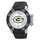 NFL BEAST LOGO WATCH GAME TIME 48 mm Green Bay Packers  or Seattle Seahawks