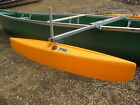 Streamlined Canoe Stabilizer. Easy Clamp-On Design Prevents Tipping. Kayaks too!