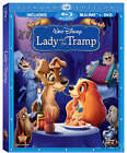 Lady and the Tramp (Blu-ray DVD, 2012, 2-Disc Set, Diamond Edition)