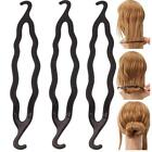 2 x Hair Twist Styling Clip Stick Bun Maker Braid Tool Hair Accessories