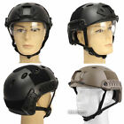 Safety Military Tactical Airsoft Paintball SWAT Base Jump Protective Fast Helmet