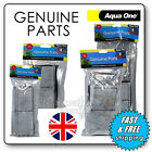 AQUA ONE CARBON CARTRIDGE FILTER MEDIA SPARES INTERNAL TROPICAL FISH TANK WOOL
