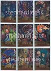 1995 Fleer Metal Marvel X-Men Base Card You Pick Finish Your Set