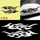 Car Truck Decal Vinyl Graphics Side sticker Flame Body Decal For Most Vehicles