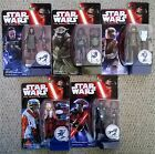 """Star Wars The Force Awakens 2015 Carded Hasbro 3.75"""" Action Figures Mint On Card £8.99 GBP"""