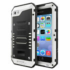 Waterproof Shockproof LUPHIE Aluminum Metal Case Cover for iPhone 6 6S 7 Plus