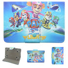 Fits RCA 7* inch Tablet PC Little Pony Paw Patrol PU Leather case cover stand