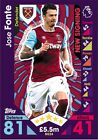 MATCH ATTAX EXTRA 2017 2016/17 SELECT EXTRA BOOST, NEW SIGNING CARDS