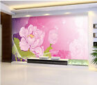 3D Pink Flower Plant 4209 Wall Paper Wall Print Decal Wall AJ WALLPAPER CA
