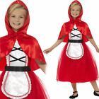 Deluxe Red Riding Hood Costume Fairytale Kids Traditional Book Week Smiffy 22496