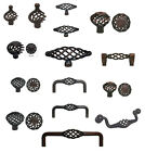 Cabinet Pull Drawer Handle Birdcage Knob Kitchen Hardware Oil Rubbed Bronze
