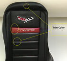 1976-1978 Corvette Seat Covers(CUSTOM STYLE WITH FACTORY FIT) Full Leather