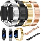 Stainless Steel Replacement Wrist Strap For Samsung Gear Fit2 SM-R360
