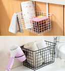1X Multifunction Kitchen Bathroom Storage Basket Overdoor Rack Cabinet Organizer
