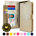 for Galaxy S8 Case, GOOSPERY® Rich Diary Synthetic Leather Flip Cover Wallet