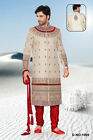 Mens Ethnic Bollywood Designer Wear Traditional Sherwani Dress From India