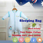 Baby Toddler Kid Sleeping Bag Sleepsuit Winter Spring Autumn 2.5tog 3.5tog Blue