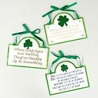 Wall Plaque 3 Asst Funny Irish Blessings 6x8 St. Patrick's Day NEW Pub/Bar Signs