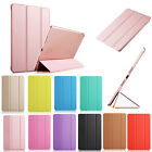 Slim Leather Case Smart Cover Stand For Apple iPad Pro 10.5 9.7 2017 Air 2/3/4