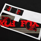 FOX float x2 rear shock stickers for MTB mountain bike bicycle race dirt decals