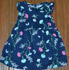 Carter's Baby Girl Flower Dress With Panties MSRP $18.00  9M, 12M OR 18M CHOICE