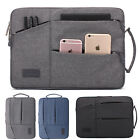 Laptop Notebook Handbag PC Carrying Case Sleeve Pouch Fr Sony HP 11 13 14 15inch
