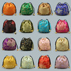 Wholesale Gift Pouch Silk Bag Kit Small Brocade Jewelry Packing Chinese Gift bag