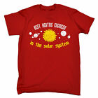 Best Heating Engineer Solar System MENS T-SHIRT birthday work funny gift 123t