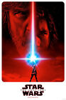 "Star Wars The Last Jedi Poster 48x32"" 36x24"" 21x14"" Episode VIII 2017 Print Silk $11.9 USD"