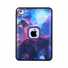 New Painting Pattern Shockproof Heavy Duty Defender Hard Case For iPad Mini1 2 3