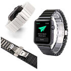 Ceramic Bracelet Stainless Steel Watch Band Strap For Apple Watch 38mm 42mm