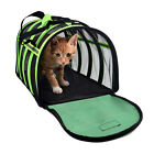 Pets Cat Dog Rabbit Puppy Carriers Travel Bag Cage Breathable Cage House 3 Sizes