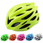 Solid color Adjustable Cycling Road Bicycle Bike Security Carbon Shockproof Helm