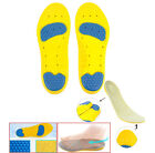 Men Gel Cushioning Running Arch Support Pain Relief Insert Sport Shoe Insole Pad