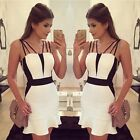 Sexy Women Casual Summer Sleeveless Party Evening Cocktail Short Mini Dress