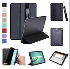 Leather Case with Pencil Holder for Samsung Galaxy Tab S3 9.7 SM-T820 T825 i