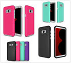 Armor high impact hybrid hard Plastic Snap on Case Cover for Samsung S8 S8 Plus