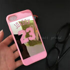Luxury Jordan  Mirror Case Soft Rubber Silicone For Iphone 6/6p 7/7p 8/8P X