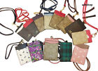 NWT Coach Lanyard ID Holder Signature Case Card 63274 59788 Butterfly Colorblock