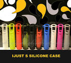 Silicone Sleeve for eleaf iJust S Vape Skin Case Cover Holder iJustS BOTTOM VENT