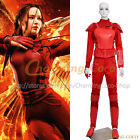The Hunger Games 3 Mockingjay Katniss Everdeen Cosplay Costume Red Full Set Cool
