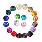 10mm Crystal Rhinestones Clear Chatons Pointed Back stone 50pcs 101817
