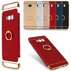 Shockproof Hard Case Protective Back Ring Cover Bumper for Samsung Galaxy S8