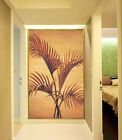 3D Leaves Painted 043 Wall Paper Wall Print Decal Wall AJ WALLPAPER CA