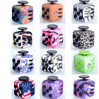 Lot 1x/5x/10x  Hand Tri Fidget Cube Toy Dice Anxiety Stress Attention Relief