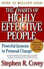 The 7 Habits of Highly Effective People Lessons Personal Change Stephen R Covey