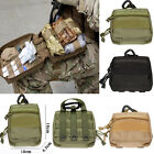 1000D Nylon Molle Tactical Military EDC Utility Tool Bag First Aid Pouch Case ~