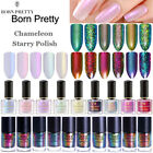 Starry Sky Polish Nail Art Chameleon Polish Sequins Varnish Born Pretty New $5.12 USD