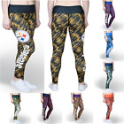 NFL Football Womens Static Rain Leggings - Pick Team